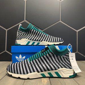 New W/ Box! Adidas EQT Support SK Grey Black PK